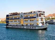 Nile Cruise from Luxor for 4 Nights Tour