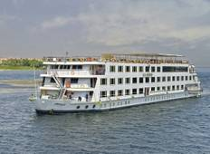 Sailing Nile cruise from Aswan for 3 nights Tour