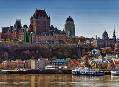 Maritime Provinces & Quebec City 5 Days Tour