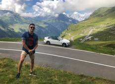 Switzerland\'s most beautiful Places | Swiss Alps Road Trip from Zurich - GPS Guided Tour