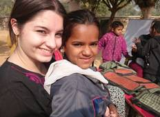 India Volunteering - 15 Days Tour