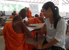 Sri Lanka Volunteering - 15 Days Tour