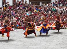 Culture & Nature Tour of Bhutan with Grand Annual Thimphu Tsechu Festival Tour