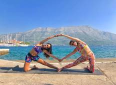 Yoga Sailing in Croatia (from Dubrovnik to Split) Tour