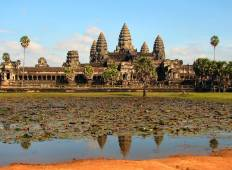 Cambodia's Secret Angkor Wat and Killing Field  Tour
