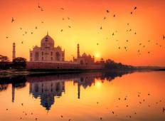 Delhi and Taj Mahal Sunrise and Sunset 3 Day Tour Tour