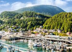 Elegant Rockies and Ultra-Luxury Alaska Cruise (2019) (from Victoria to Vancouver) Tour