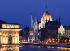 Magnificent Europe Budapest to Amsterdam (including Timelkam) Tour
