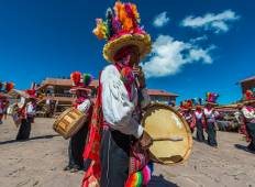 Puno & Titicaca Islands, Semi-Private Tour Tour