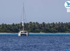 Catamaran Sailing Cruise in Maldives: Easter 2021 Tour