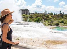 Northern Choice (including Huka Falls) Tour
