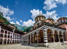 14 days Balkans Tour from Bucharest with Bulgaria, Macedonia, Serbia and Romania Tour