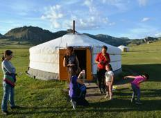 Mongolia Golden Circle Tour & Naadam Festival 2021 - 16 days tour  Tour