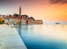 Northern Italy, Slovenia and Croatia Tour