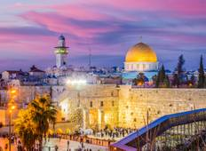 Highlights of the Holy Land Best Experience - 8 Days Tour