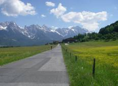 Panoramic Alps Cycle Tour from Innsbruck to Salzburg Tour