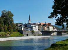 Cycling Holidays Bavarian Lakes Tour