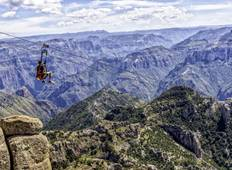 Essential Copper Canyon (6 days) Tour
