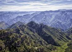 Essential Copper Canyon (5 days) Tour