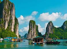 Hanoi 5 Days 4 Nights ( Hanoi, Ha Long, Ninh Binh)  Tour