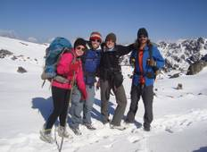 Langtang Valley trek - 8 days  Tour