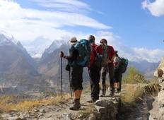 Tour to Hunza Valley and Fairy Meadows Tour