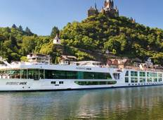 Romantic Rhine & Moselle 2020 (Start Amsterdam, End Basel) Tour