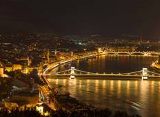 Danube Christmas Markets with Prague 11 Days Tour
