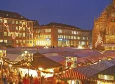 Christmas Markets with Prague & Paris (from Prague to Paris) Tour