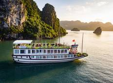 3 Day Halong Bay Cruise - Seaview from Hanoi Tour
