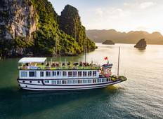 3 Day Halong Bay Elegance Cruise - Deluxe Seaview from Hanoi Tour