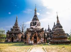 "Myanmar Family Tour to Yangon, Mandalay, Bagan, Inle Lake for ""People and Heritages\"" Tour"