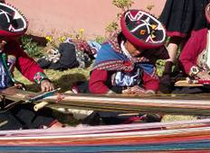 Cusco, Visit to Andean community and Machu Picchu - 4d/3n Tour