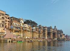 10 Days Private Golden Triangle With Holy City Varanasi from Delhi Tour