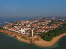 5-Day Galle Sightseeing & Beach Tour