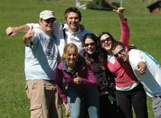 Multi Activity Holidays in the French Alps Tour