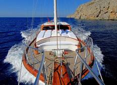 Bodrum Gulet Sailing Cruise Tour