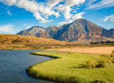 Tranz Alpine, Glaciers and Queenstown - 3 Days Tour