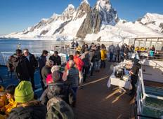Antarctica, South Georgia and Falklands Explorer  Tour