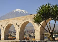 5 days - Arequipa & Colca Canyon & Sillar Stone Tour