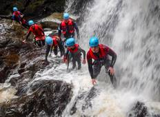 Adventure North Wales Tour