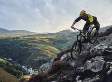 Guided Mountain Biking North Wales Tour