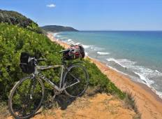 Corfu cycling adventure; the island tour Tour