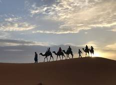 3DAYS MARRAKECH TO FES VIA MERZOUGA Tour