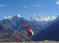 Everest Base Camp Luxury Heli Trek Tour