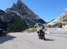 Italian lakes and Dolomites motorcycle tour (Self-guided) Tour