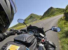Auvergne & Cévennes motorcycle tour (Guided) Tour