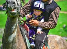 Kyrgyz Horse Riding tour 11 days Tour