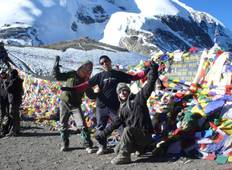 Annapurna Circuit Trek 12 Days Tour