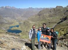 4 day Lares Trek Tour